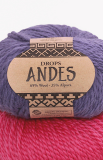 Drops Andes wol